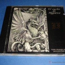 CDs de Música: EL SUEÑO DE HYPARCO / IF / HYADES ARTS / DESCATALOGADO / DIFICIL. Lote 42802535