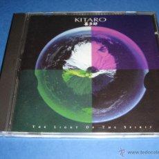 CDs de Música: KITARO THE LIGHT OF THE SPIRIT / GEFFEN RECORDS / CD. Lote 42802656