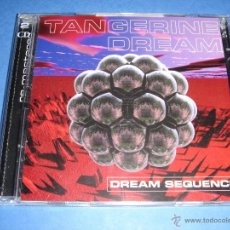 CDs de Música: TANGERINE DREAM / DREAM SEQUENCE/ 2 CD. Lote 42814093