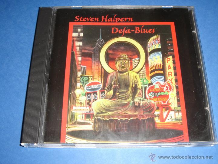 STEVEN HALPERN / DEJA BLUES / CD (Música - CD's New age)
