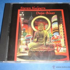CDs de Música: STEVEN HALPERN / DEJA BLUES / CD. Lote 42814105