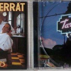 CDs de Música: JOAN MANUEL SERRAT(TARRES SERRAT)CANSIONES. Lote 42823010