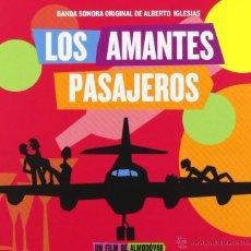 CDs de Música: LOS AMANTES PASAJEROS * BANDA SONORA ORIGINAL DE ALBERTO IGLESIAS * LTD DIGIPACK * PRECINTADO!. Lote 42827182