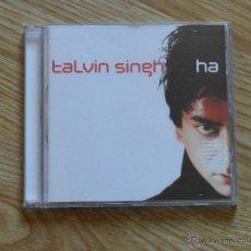 CDs de Música: TALVIN SINGH HA CD MÚSICA INDIA-ELECTRÓNICA. Lote 42851477