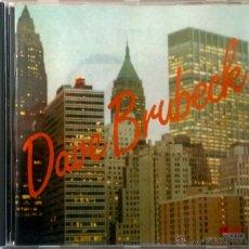 CDs de Música: DAVE BRUBECK- TRIO Y QUARTET. Lote 42877700