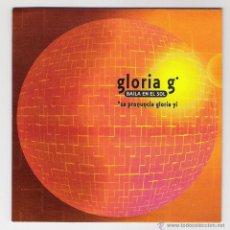 CDs de Música: CD SINGLE GLORIA G - BAILA EN EL SOL 2003. Lote 42883124