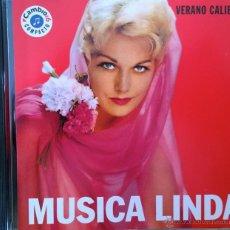 CDs de Música: MÚSICA LINDA. Lote 42905063