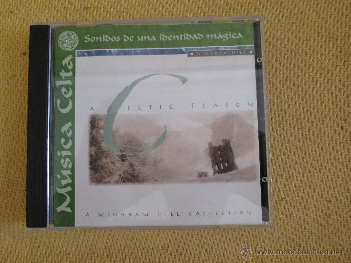 A WINDHAM HILL COLLECTION. A CELTIC SEASON - 1995 (Música - CD's Country y Folk)
