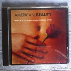 CDs de Música: CD AMERICAN BEAUTY-BSO. Lote 42946432