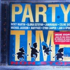 CDs de Música: CD DOBLE-PARTY TIME NON STOP. Lote 42948295