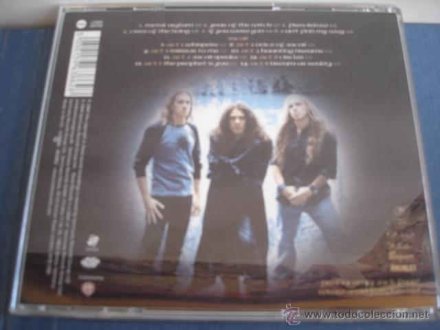 CDs de Música: SEVEN WITCHES YEAR OF THE WITCH - Foto 2 - 42962156