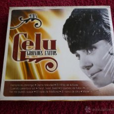 CDs de Música: GELU / GRANDES EXITOS - 2 CD´S 24 TEMAS - PRECINTADA. Lote 42964863