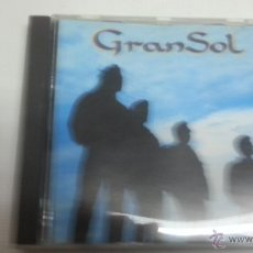 CDs de Musique: GRAN SOL -GRAN SOL -CD-RUNA RECORDS-A CORUÑA-AÑO 1999-RARO-13 TEMAS-N.. Lote 47521930
