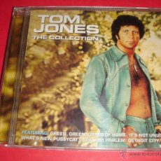 CDs de Música: TOM JONES / THE COLLECTION / GRANDES ÉXITOS / CD. Lote 42978162
