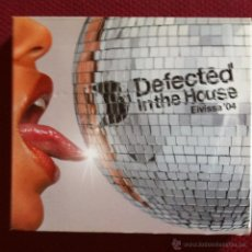CDs de Música: CD TRIPLE-DEFECTED IN THE HOUSE-EIVISSA' 04. Lote 42978766