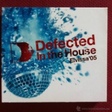 CDs de Música: CD TRIPLE-DEFECTED IN THE HOUSE-EIVISSA'05. Lote 42978861