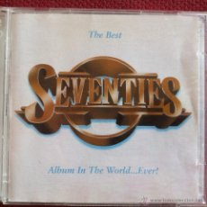 CDs de Música: LP DOBLE-THE BEST SEVENTIES ALBUM IN THE WORLD..EVER. Lote 42978938