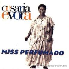CDs de Música: CESARIA EVORA / MISS PERFUMADO (LUSAFRICA - RCA, 1992) CD NUEVO - EDICIÓN ALEMANIA - CABO VERDE. Lote 42991938