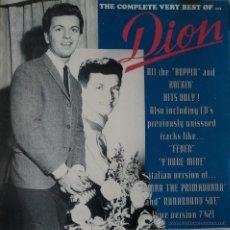 CDs de Música: DION - COMPLETE VERY BEST - EDICIÓN DE 1995 DE USA. Lote 43026666