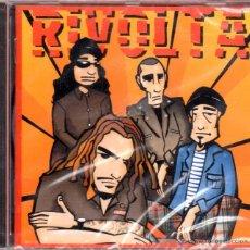 CDs de Música: . CD RIVOLTA PRECINTADO. Lote 43050435