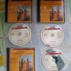 CDs de Música: MOZART LE NOZZE DI FIGARO / LAS BODAS DE FIGARO / 3 CD / ÓPERA COMPLETA / PHILIPS CLASSICS. Lote 43050771