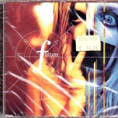 CDs de Música: . CD FATUM PRECINTADO. Lote 43051107