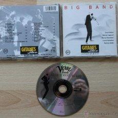 CDs de Música: BIG BAND GITANES JAZZ AUTOR DE MINUIT CD. Lote 43053492