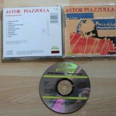 CDs de Música: ASTOR PIAZZOLLA VERANO PORTEÑO CD. Lote 43054009
