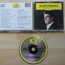 CDs de Música: THE BEST OF DOMINGO PLACIDO DOMINGO CD. Lote 43055352