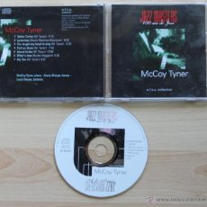 CDs de Música: JAZZ MASTERS 100 ANYS DE JAZZ MCCOY TYNER CD. Lote 43055858