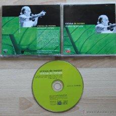 CDs de Música: VINICIUS DE MORAES MUSICAS DO BRASIL CD. Lote 43056390