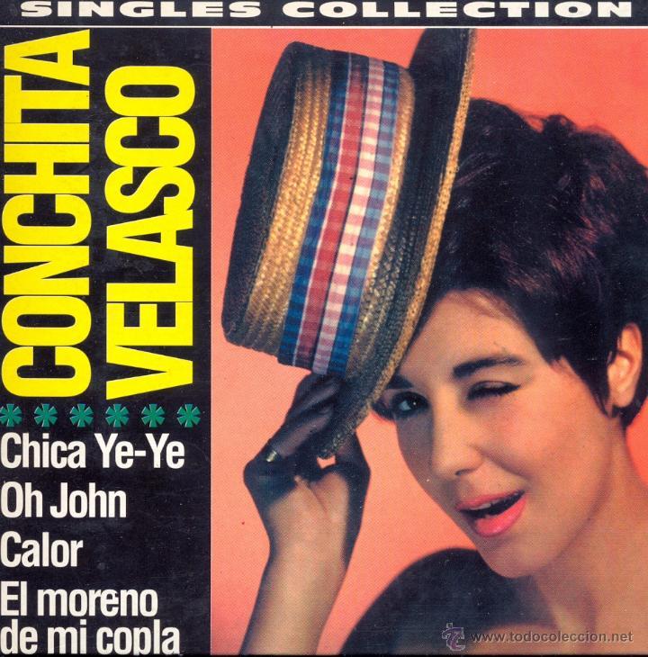 CONCHA VELASCO SINGLES COLLECTION CD DIGIPACK (Música - CD's Pop)
