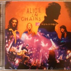 CDs de Música: ALICE IN CHAINS, UNPLUGGED - CD. Lote 43060520