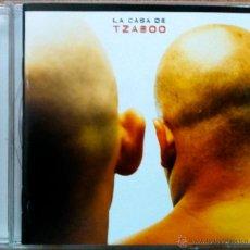 CDs de Música: LA CASA DE TZABOO - CD. Lote 43076156