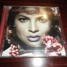 CDs de Música: SARA MONTIEL INOLVIDABLE 2 CDS 50 CANCIONES NUEVO PRECINTADO. Lote 43087697