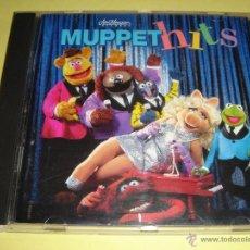 CDs de Música: THE MUPPET SHOW / MUPPET HITS / ORIGINAL SOUNDTRACK / LOS TELEÑECOS / BANDA SONORA / CD / BSO. Lote 43099287