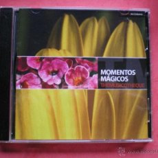 CDs de Música: CD ALBUM MOMENTOS MAGICOS THEMUSICOTHEQUE VER FOTOS ADICIONALES PEPETO. Lote 43109395