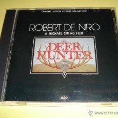 CDs de Música: THE DEER HUNTER / ORIGINAL SOUNDTRACK / EL CAZADOR / BANDA SONORA / CD / BSO. Lote 43113518