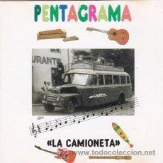 CDs de Música: GRUPO PENTAGRAMA LA CAMIONETA (S.F.A.1997). Lote 43141462