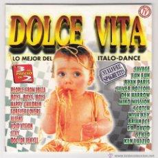 CDs de Música: CD PROMO DOLCE VITA VOL.1 1997 (4 TRACKS). Lote 43145599