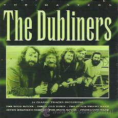 CDs de Música: THE MASTERS THE DUBLINERS . Lote 43149763