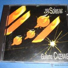 CDs de Música - GUILLERMO CAZENAVE / Soles / Sello RTVE / CD / Descatalogado - 43154999