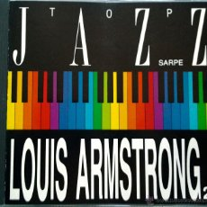 CDs de Música: LOUIS ARMSTRONG.2-LOUIS ARMSTRONG AND HIS ALL STARS 1965. 15 TRACKS. Lote 43172378