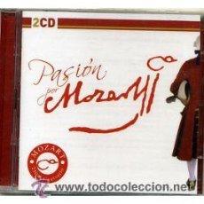 CDs de Música: PASIÓN POR MOZART. Lote 42822906