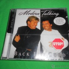 CDs de Música: MODERN TALKING 1998 ( BACK FOR GOOD ) - CD - 74321 62380-2 - BMG - PRECINTADO - THE 7TH ALBUM. Lote 43216555