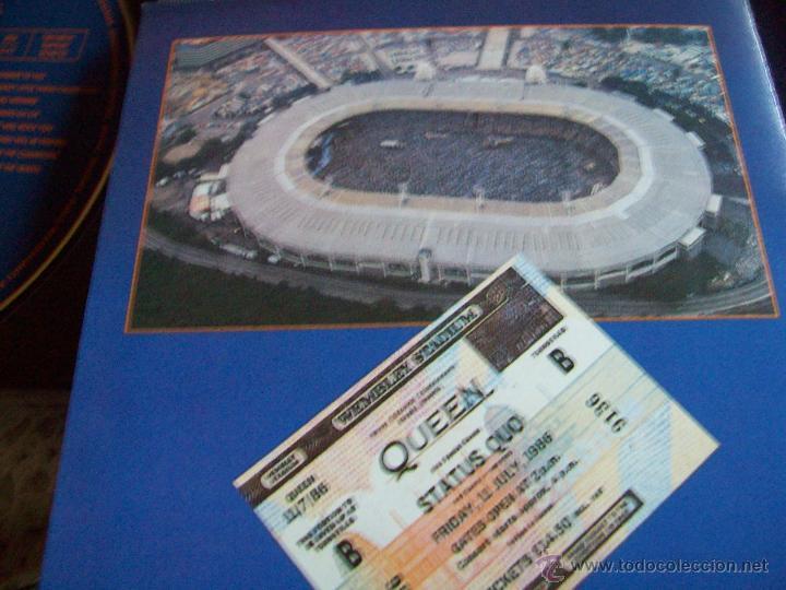 CDs de Música: CD's QUEEN Live at Wembley'86 - Foto 9 - 43223960