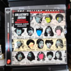 CDs de Música: THE ROLLING STONES - SOME GIRLS - COLLECTOR'S EDITION CD. Lote 43223998