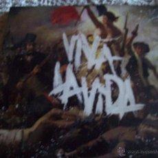 CDs de Música: CD COLDPLAY VIVA LA VIDA OR DETH AND ALL HIS FRIENDS. Lote 43224025