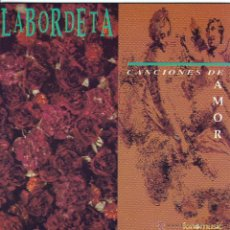 CDs de Música: LABORDETA - CANCIONES DE AMOR - CD. Lote 151117748
