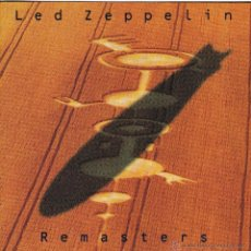 CDs de Música: LED ZEPPELIN - REMASTERS - 2CDS. Lote 43231935